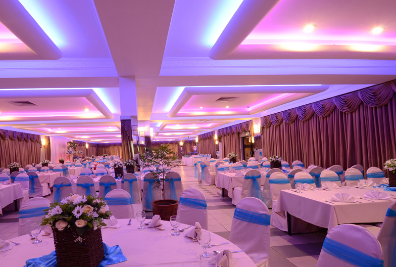 Acacia hall wedding